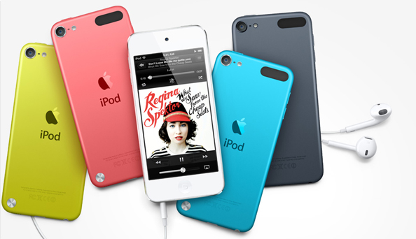 Apple iPods ride on great popularity and demand