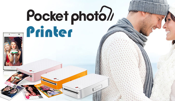 Portable photo printers for a perfect printing