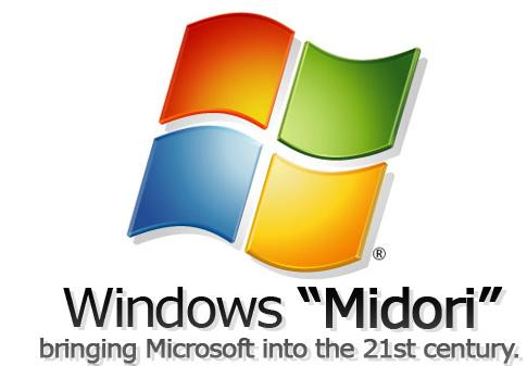 Midori A New Operating System